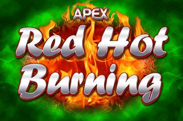 Red Hot Burning – păcănele clasice cu câștiguri moderne!